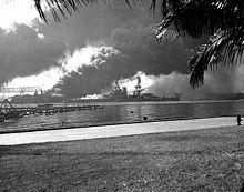 il Giappone conquista le isole Hawaii