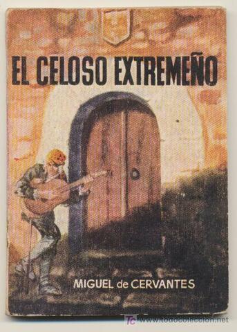 Cervantes escribe poemas sueltos y novelas cortas