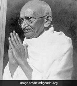 Gandhi is given the title Mahatma