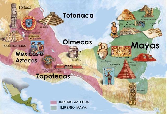 Primeros asentamientos en el norte de Guatemala