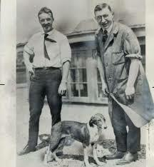 +2 Insulin is found: Frederick Banting and Charles H Best