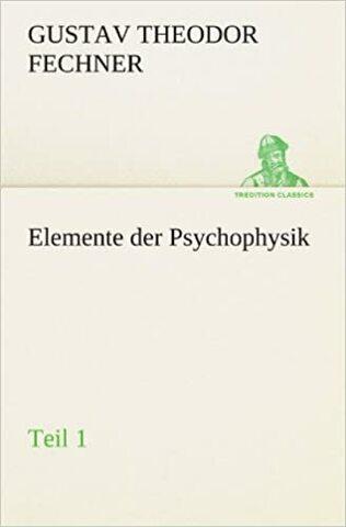 La Metafísica/psicofísica