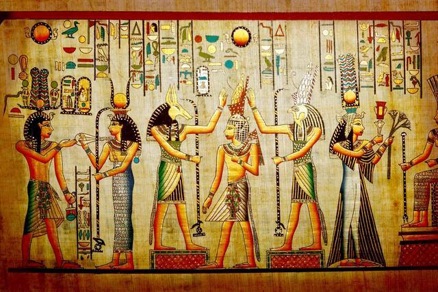 Egipto (2400-2301) a.C.