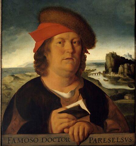Renacimiento (1493 -1541) Paracelso