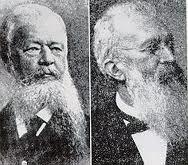 Gustav Fritsch y Edward Hitzig