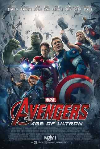 Avengers 2 - Age of Ultron