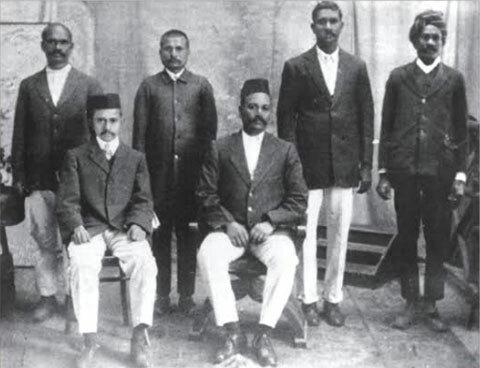 Gandhi against the Transvaal Asiatic Registration Act