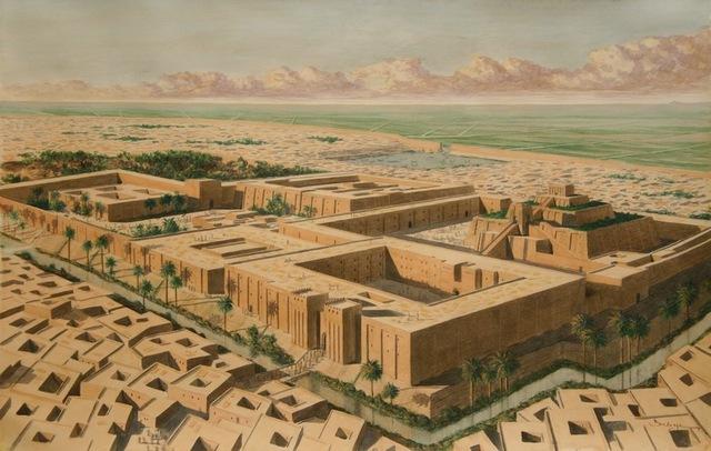Mesopotamia. Eridú