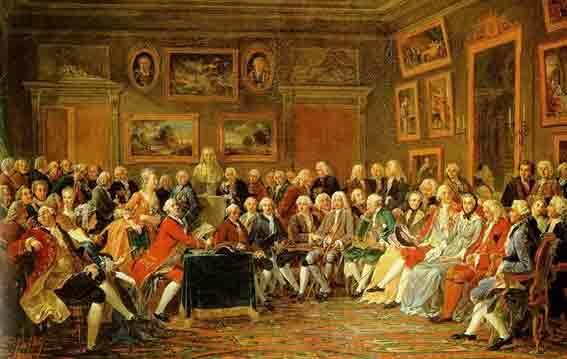 Neoclassical period (1660-1785)