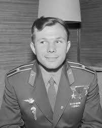First Man to Orbit Earth/USSR