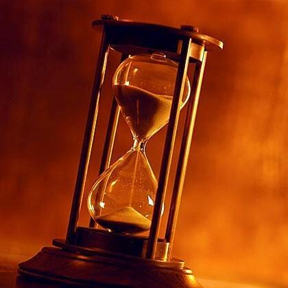 Ampulheta, ou relógio de areia