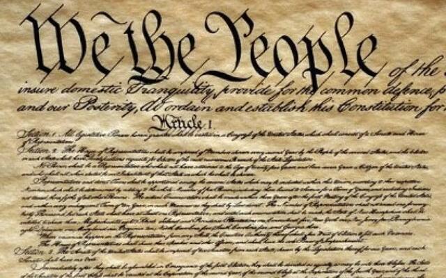 Konstytucja Stanów Zjednoczonych