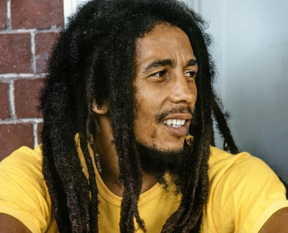marley was born in 1945 in a small village
