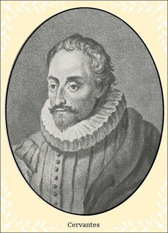 Fallece Cervantes por hidropesía