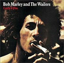 The Wailers' first album 'Catch a Fire' was released in 1973 and sold well