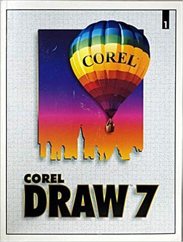 Corel Draw versión 7