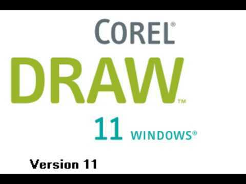 Corel Draw versión 11