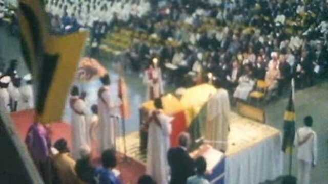 He was given a state funeral in Jamaica according to the Rastafari tradition