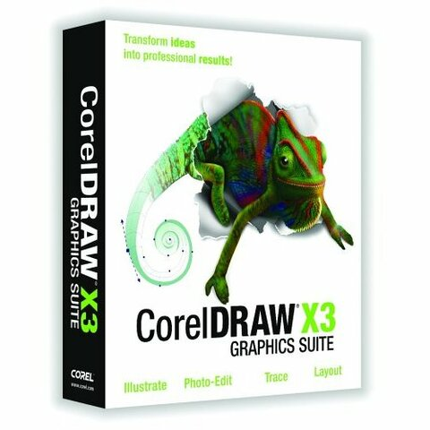 Corel Draw versión 13