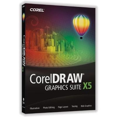 Corel Draw versión 15