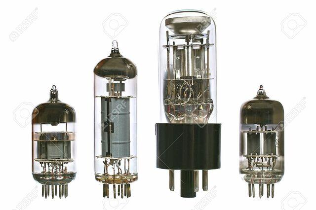 Primera generación: tubos de vacío