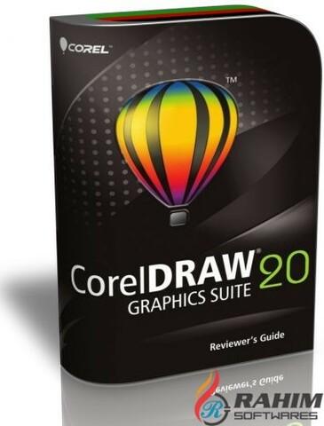 Corel Draw versión 20
