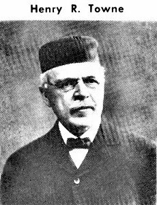 ROBINSON TOWNE (1844-1924)