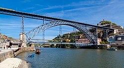 Puente de Luis I, Gustave Eiffel
