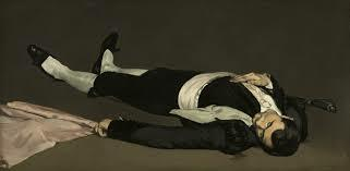 El Torero Muerto, Manet