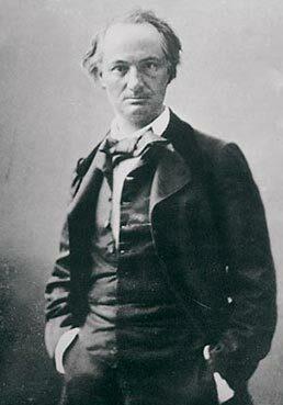 Retrato de Charles Baudelaire, Feliz Nadar