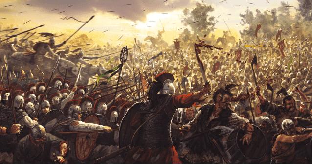 Batalla de Frígido