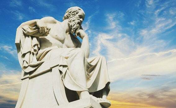 Sócrates. Antígona (Grecia).