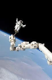 First man to do an EVA by USSR