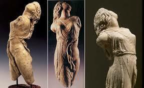 Grecia. Ménade danzante.