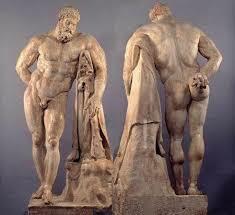 Grecia.  Heracles Farnesio