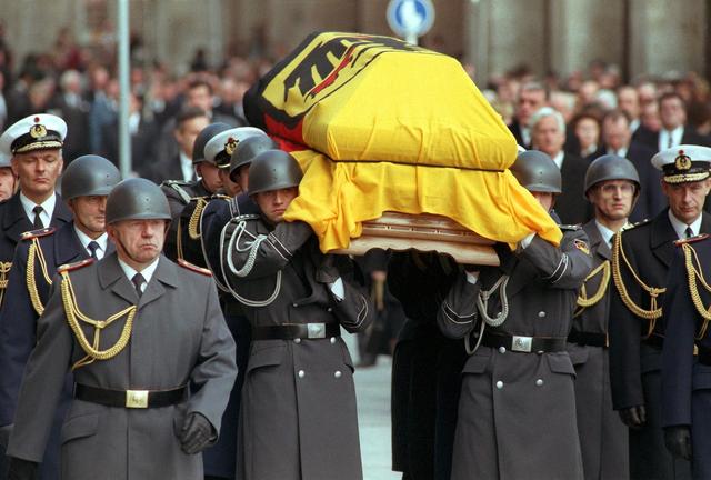Morte di Kurt Georg Kiesenger