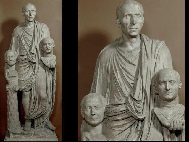 Roma. Patricio Brutus Barberini.