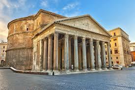Roma. Panteón de Agripa.
