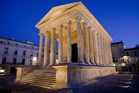 Roma. Maison Carrée.