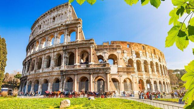 Roma. Coliseo Romano.