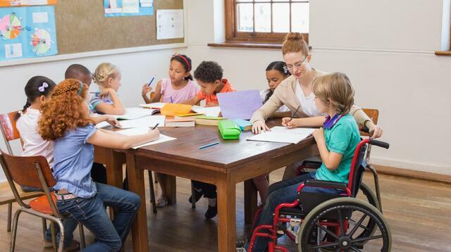 Siglo XXI: de la educación integradora a la educación inclusiva.