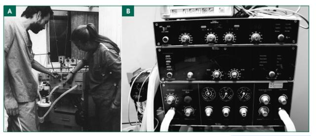 1980 - Respirador Temel