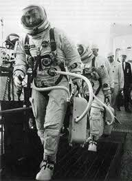 First Two man Crew to go to Space
