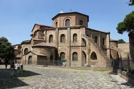 Bizantino. Iglesia de San Vital de Rávena