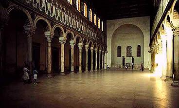 Bizantino. San Apolinar in Classe