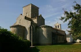 Arte Carolingio, Arquitectura. Oratorio de Germigny-des-Prés