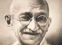 Mahatma Gandhi (India).