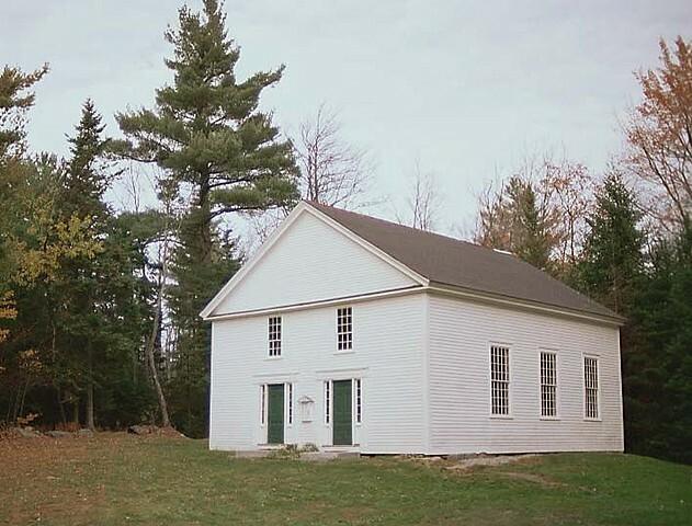 Se establece en Washington, New Hampshire, la primera congregación adventista que guardaba el sábado.