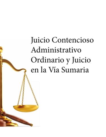 Reforma a la Ley Federal de Procedimiento Contencioso Administrativo