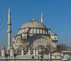 Arte otomano. Período barroco. Mezquita Nur-u Osmaniye